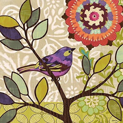 Bird Bliss Paper Cocktail Napkins (Paper Cocktail Napkins)