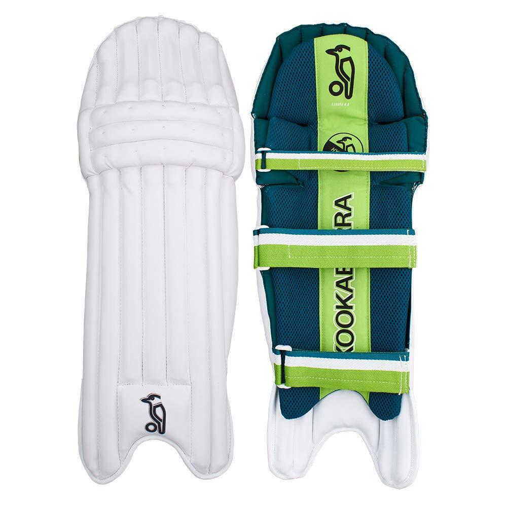 White//Blue Size AL//H Kookaburra  2019 Rampage 4.0 Batting Gloves