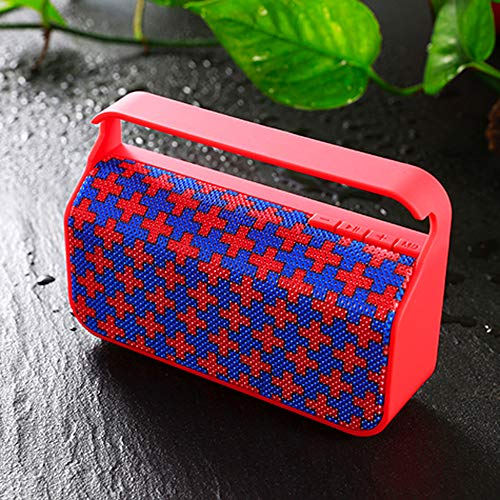 Wireless Portable Bluetooth Speakers with Waterproof IPX6, 20W Stereo Sound and Bold Bass, Durable for iPhone, Samsung, Tablet, Echo dot, Gift Ideas (C) -