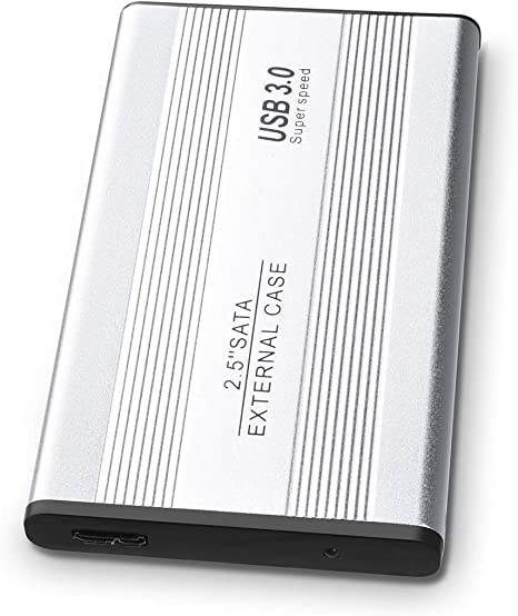 Lassco - Disco Duro Externo portátil (2 TB, 2,5