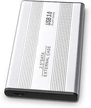 Disco Duro Externo 2 TB, Disco Duro Externo para PC, Mac,Xbox ...