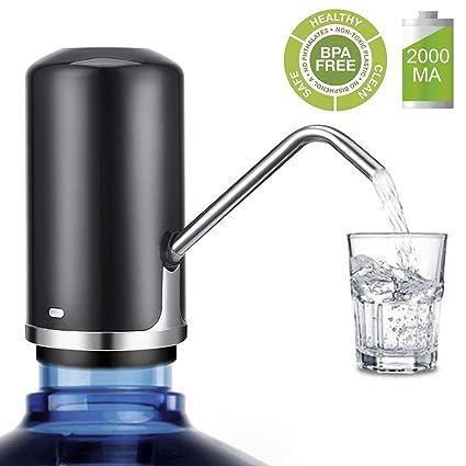 Amazon.com: Andrew - Dispensador de bomba de agua eléctrica ...
