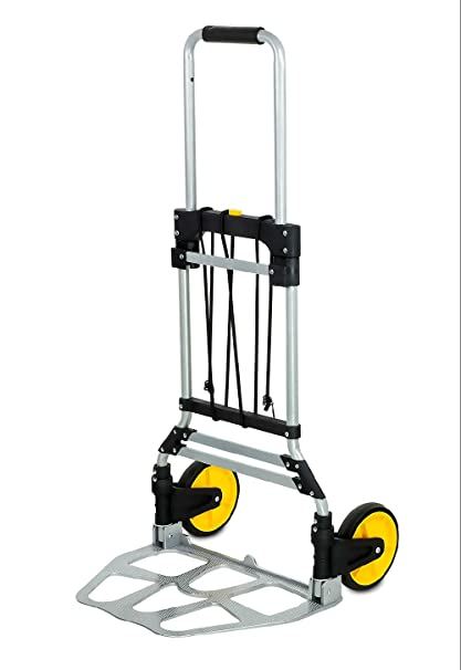 4ffea16c7797 Amazon.com: Folding Hand Trucks And Dollies Heavy-Duty Luggage ...