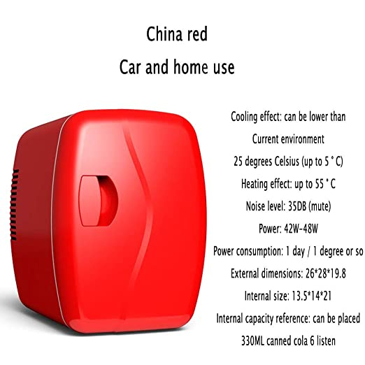 YIWANGO 4L Portátil Refrigerador Eficiente Y Silencioso Camping ...