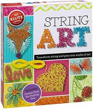 Klutz String Art Book Kit
