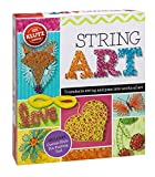 Best Clay Charm Kits - Klutz String Art Book Kit Review