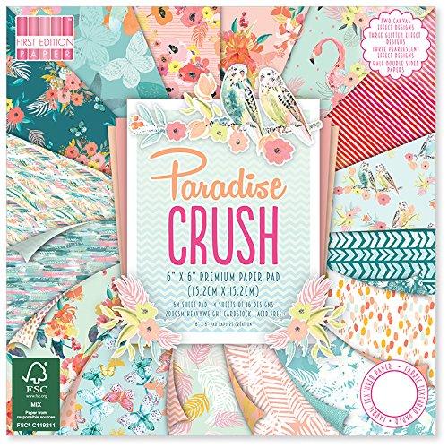 4 opinioni per First Edition, Paradise Crush, blocco di carta, con certificazione FSC , Carta,