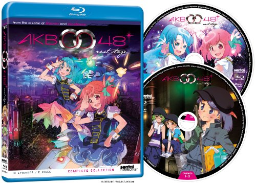 AKB0048 Next Stage: Season 2 [Blu-ray]