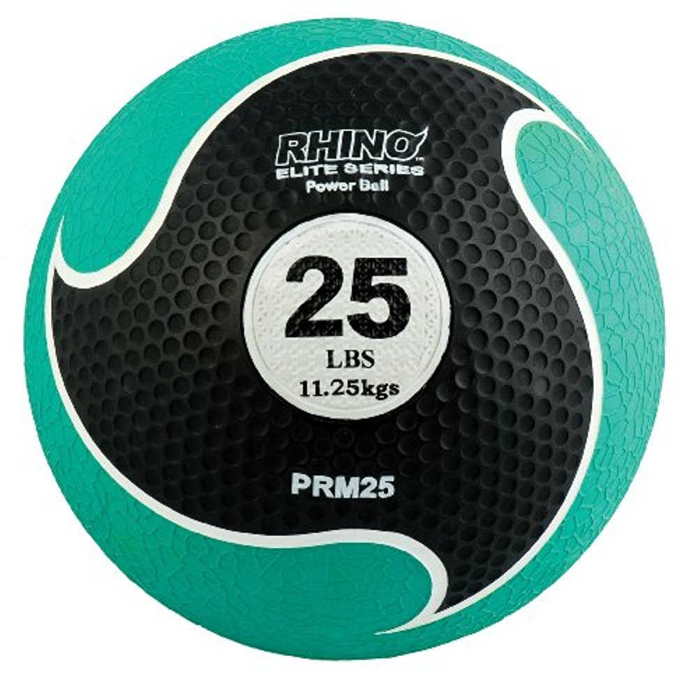 Champion Sports Rhino Elite Medicine Ball (25-Pounds) by Champion Sports