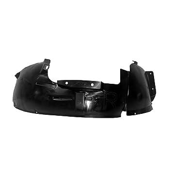 ch1251131 capa derecho guardabarros protección contra salpicaduras para 07 – 12 dodge caliber
