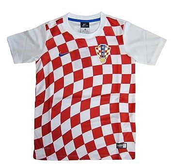 Nike Selección de Fútbol de Croacia 2015/2016 - Camiseta Oficial, Talla XL