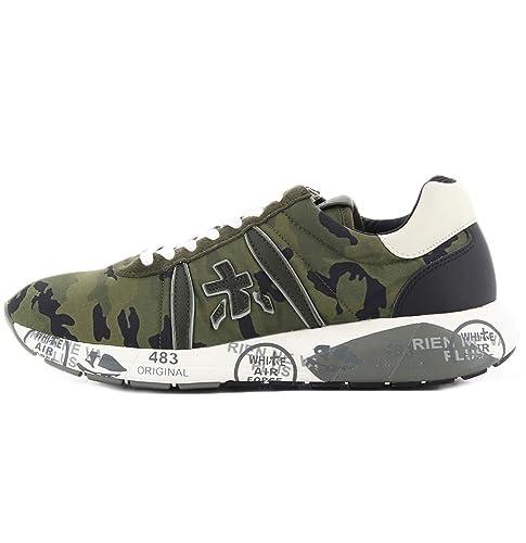 Zapatillas premiata Camuflaje Mate 3282: Amazon.es: Zapatos y complementos