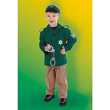 Disfraz de Carnaval Disfraz policía policía mechasde ...