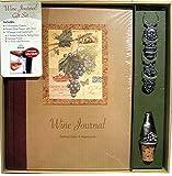 Wine Journal Gift Set