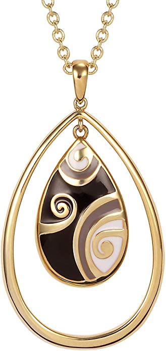 Laurel Burch Jewelry Primal Tear Necklace