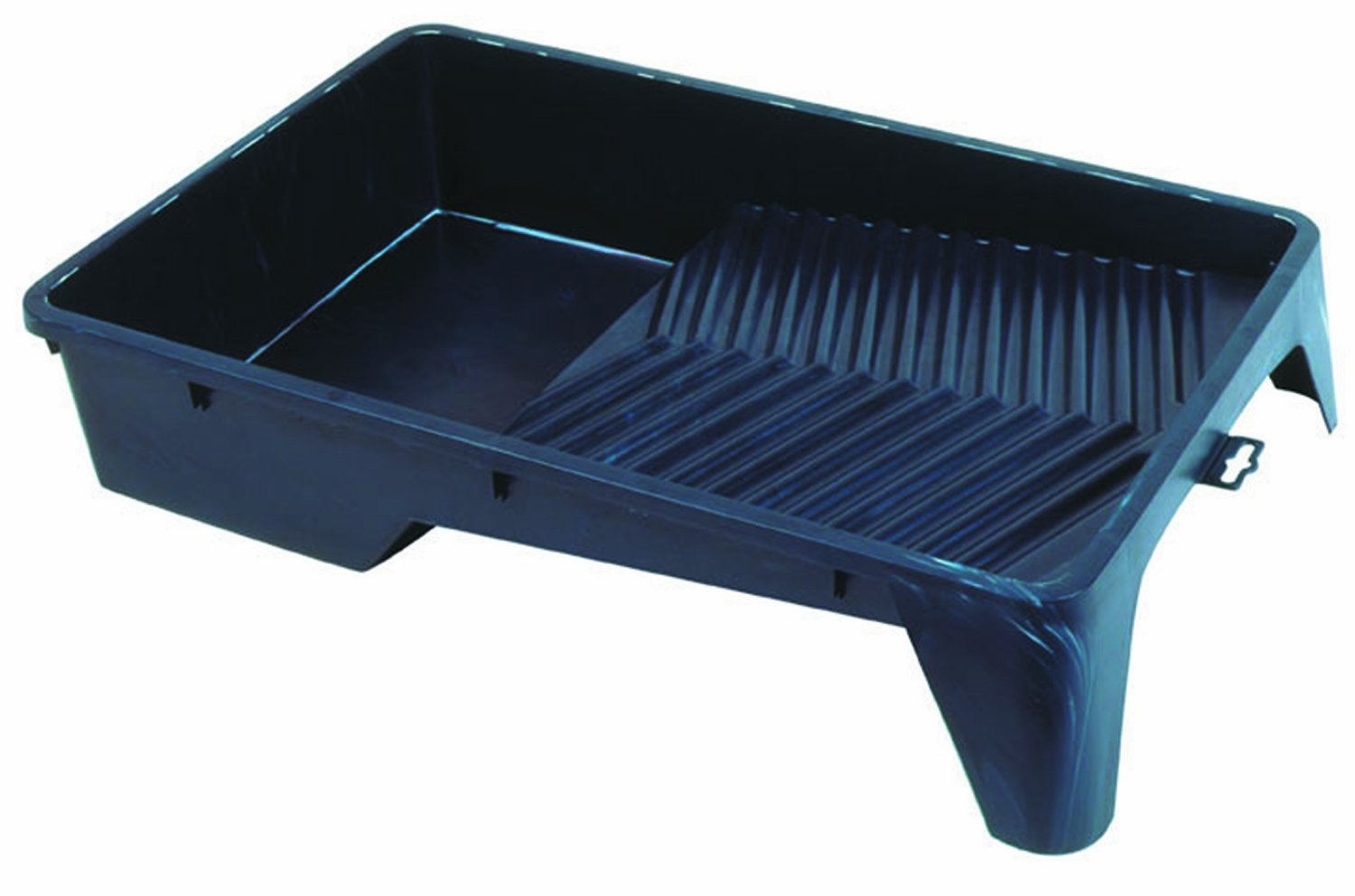 Encore 45 XL X-Treme Deep Well Paint Roller Tray, 5 Qt Capacity, Plastic, Black by Encore
