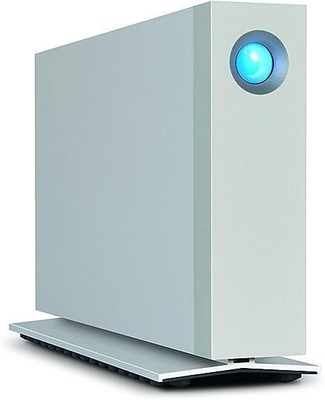 LaCie D2 - Disco Duro Externo de sobremesa 8TB (Thunderbolt 2 + ...