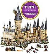 LEGO Harry Potter Hogwarts Castle 71043 Castle Model Building Kit With Harry Potter Figures Gryff...