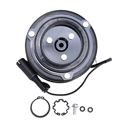 Amazon.com: ACUMSTE AC A/C Compressor Clutch Kit Pulley Bearing Coil Plate For Mini Cooper 02-08: Automotive