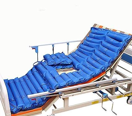 Amazon.com: TRNMC Colchón de cojín anti decubitus cama rayas ...