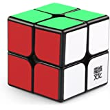 Coogam Moyu Weipo Speed Cube 2x2 Puzzle Cube Black