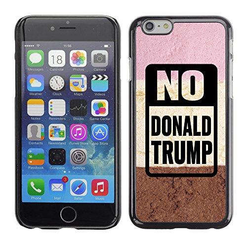 Print Motif Coque de protection Case Cover // Q04150529 Arrêtez Trump chocolat // Apple iPhone 7