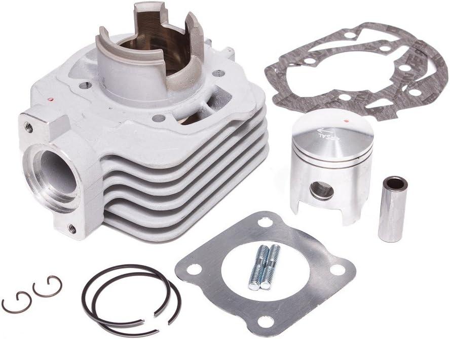 2-Takt Zylinder Kit AIRSAL 50ccm T6-Racing PEUT Speedfight 3 50 AC Typ:F1