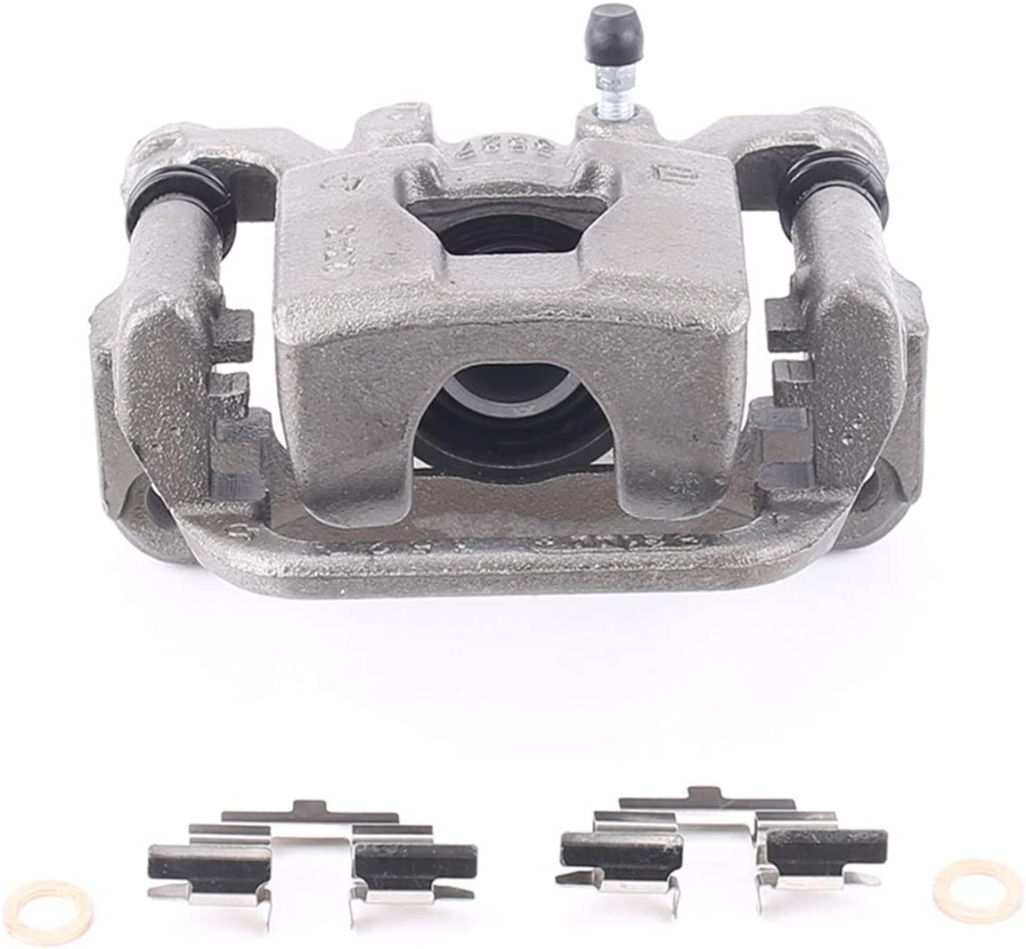 Power Stop L3350 Autospecialty Rear Right Stock Replacement Brake Caliper