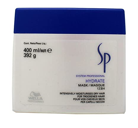 c8ea30071103 Wella SP Hydrate Mask (Intensively Moisturises Dry Hair) 400ml/13.33oz