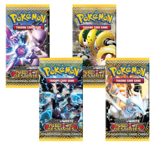 pokemon black and white packs - 8