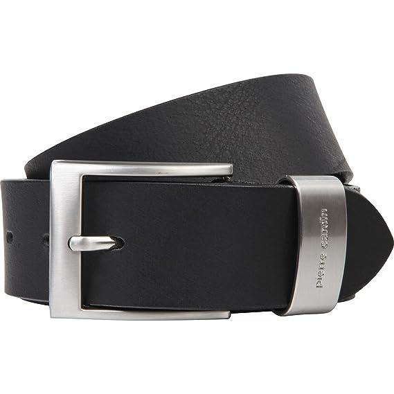5f6b555d6f8b Pierre Cardin - Ceinture - Homme Noir noir 125  Amazon.fr  Vêtements ...