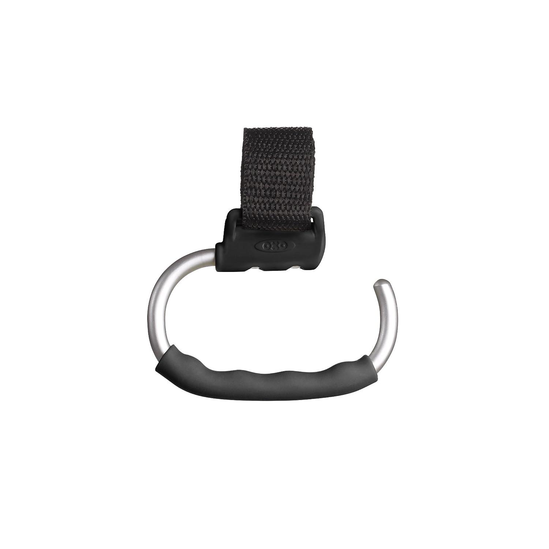 Oxo Tot Handy Stroller Hook, Grey, 1 Pack 6386100