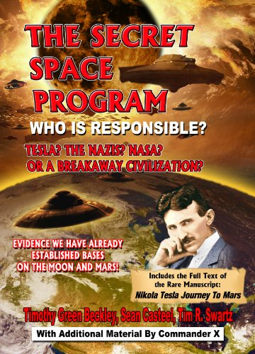 The Secret Space Program: Who is Responsible?