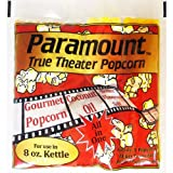 8 oz all in one popcorn - 8oz Popcorn Packets - Perfect Portion Packs For 8 oz Popcorn Maker Machine Popper - Case of 24