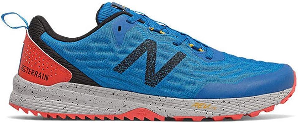 New Balance FuelCore Nitrel V3 Zapatilla De Correr para Tierra (2E Width) - SS20-44: Amazon.es: Zapatos y complementos