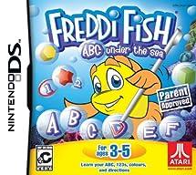 Freddi Fish ABC Under the Sea - Nintendo DS