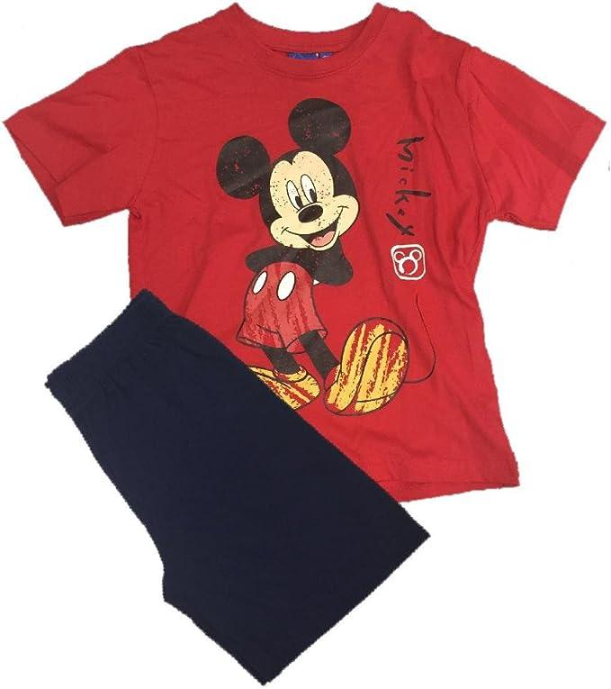Mickey Mouse Bimbo Maglietta e Pantaloncini