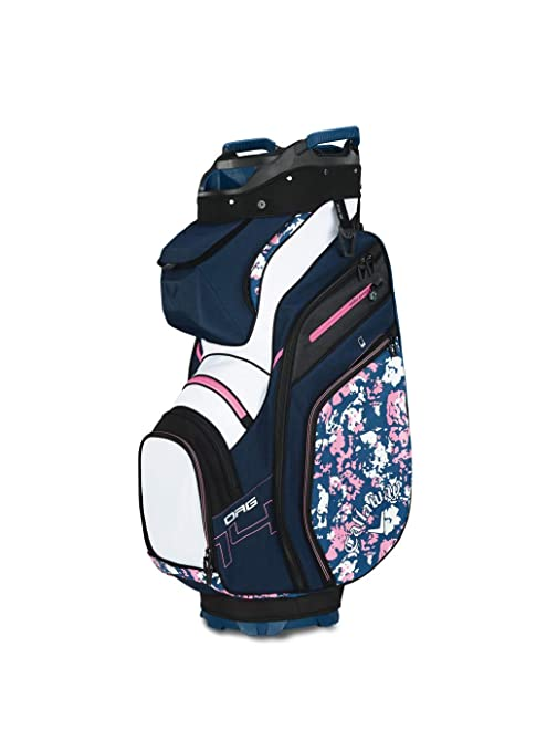 Callaway Uptown Bolsa para Palos de Golf, Hombre, Floral ...
