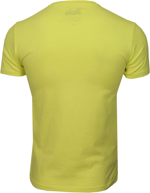 Superdry VL O tee Camisa para Hombre