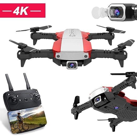 WanNing Drone Aéreo Profesional 2.4G Drone 4K Aviones de Cuatro ...