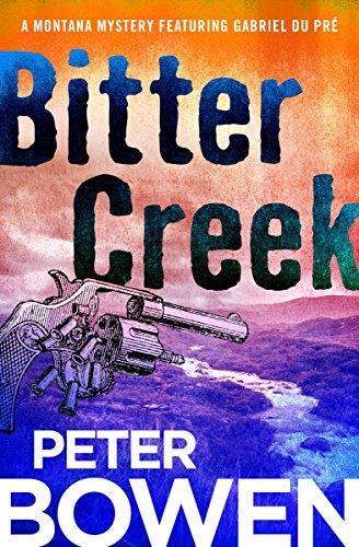 Bitter Creek (The Montana Mysteries Featuring Gabriel Du Pré Book 14) cover