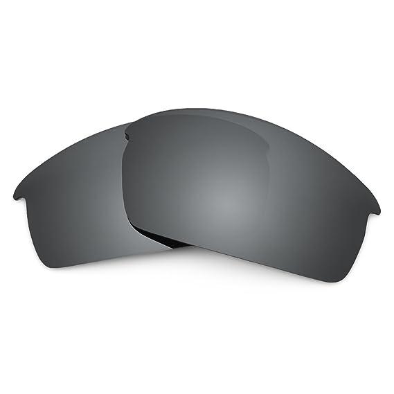 d22b74a6dac16 Revant Polarized Replacement Lenses for Oakley Bottlecap Black Chrome  MirrorShield®  Amazon.co.uk  Clothing