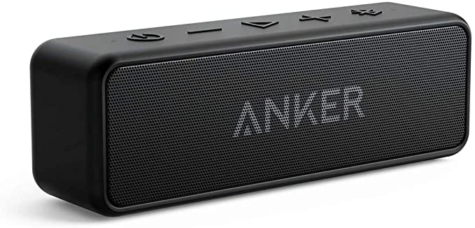 Anker Soundcore 2 Portable Bluetooth Speaker with 12W Stereo Sound Bluetooth 5 Bassup IPX7 Waterproof 24Hour Playtime Wireless Stereo Pairing Speaker  at Kapruka Online for specialGifts