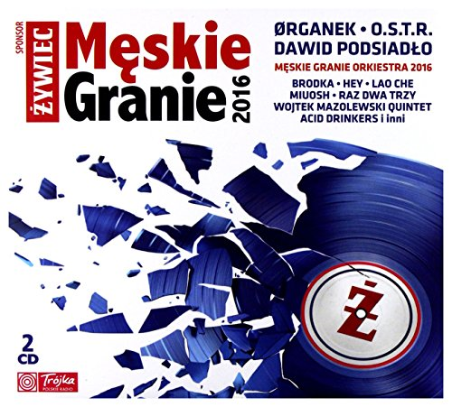 Price comparison product image Mskie Granie 2016 [2CD]