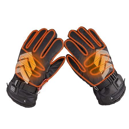antivento escursionismo arrampicata termici sport allaria aperta termici ciclismo impermeabili Guanti da moto invernali per moto