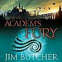 Academ's Fury: The Codex Alera: Book Two Hörbuch von Jim Butcher Gesprochen von: Kate Reading