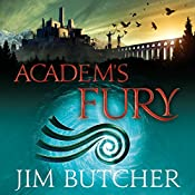 Academ's Fury: The Codex Alera: Book Two | Jim Butcher