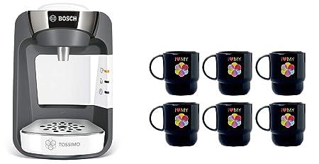 Bosch Tassimo Suny TAS3204 - Cafetera automática (1300 W ...