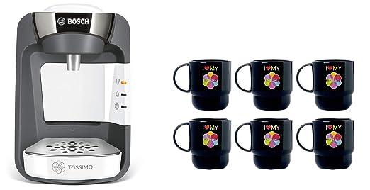 Bosch Tassimo Suny TAS3204 - Cafetera automática (1300 W, incluye ...