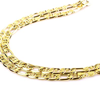 chains solid mens jewelry rope shop chain diamond or ladies cut gold necklace rose